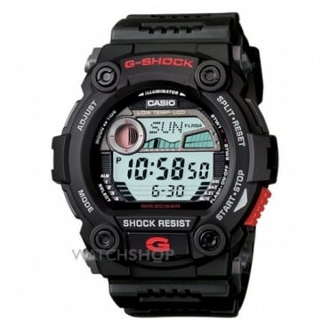 Men's Rescue Alarm Chronograph Watch G-7900-1ER