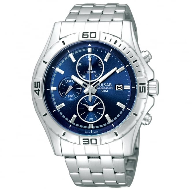 Men's S/Steel Chronograph Watch PF8397X1