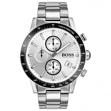 Men's S/Steel Rafale Chronograph Watch 1513511