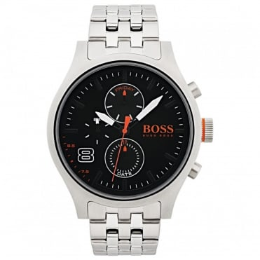 Men's Stainless Steel Amsterdam Watch 1550024