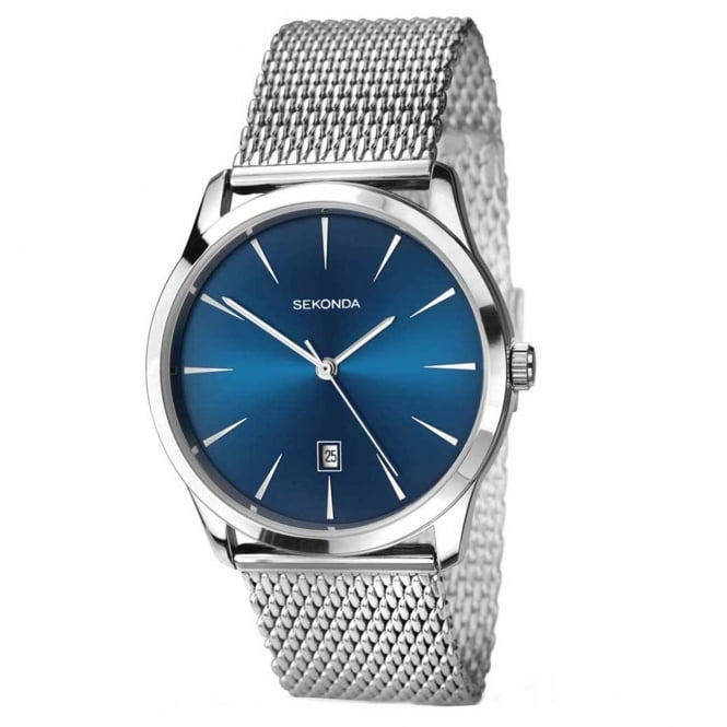 Men's Stainless Steel Watch 1065