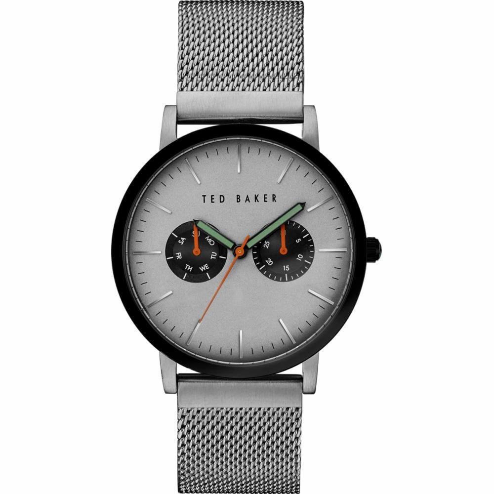 41fb78e8851d Ted Baker Men s Ted Baker Stainless Steel Multi Dial Watch TE10031187