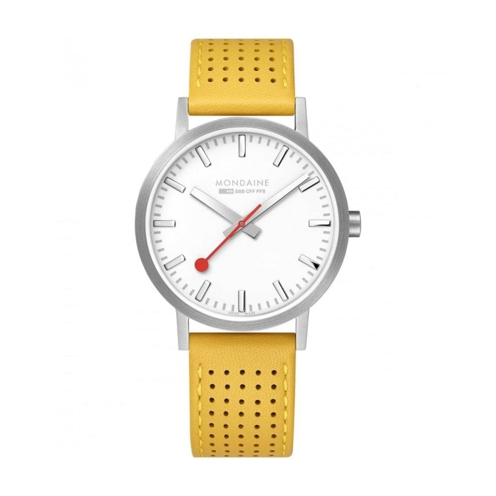 Men s Yellow Leather Classic Watch A660.30360.16SBE - Watches from ... fe2487920c
