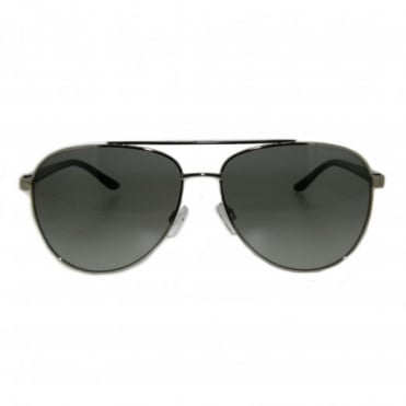 Michael Kors Silver Sunglasses MK5007 104211