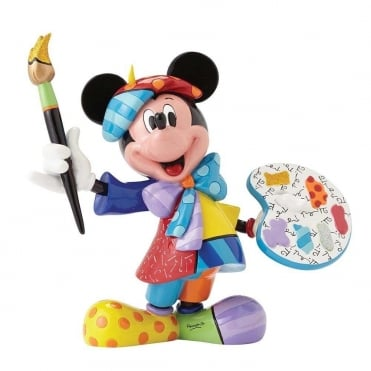 Micky Mouse Painter Fingurine 4055227
