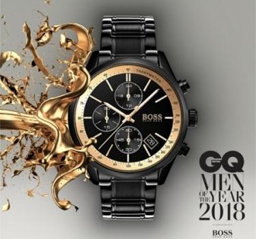 Boss GQ 2018