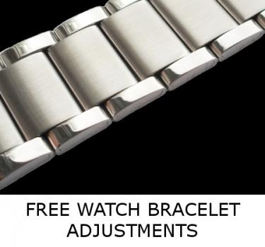 Bracelet Adjustments