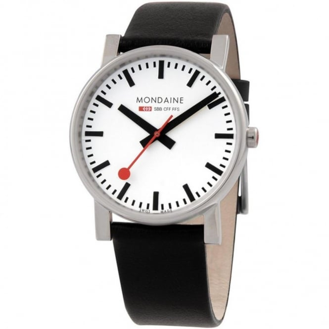 Mondaine Gents' Evo 38 Watch A660.30344.11SBB