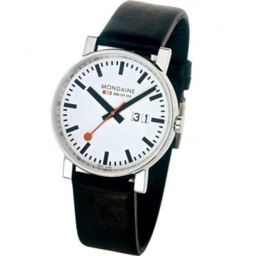 Mondaine Gents' Evo Big Date Watch A627.30303.11SBB
