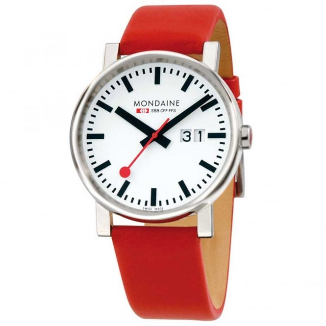 Mondaine Gents' Evo Big Date Watch A627.30303.11SBC