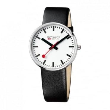 Mondaine Gents' Giant Size Watch A660.30328.11SBB