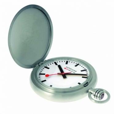 Mondaine Gents' Savonette II Pocket Watch A660.30349.16SBB