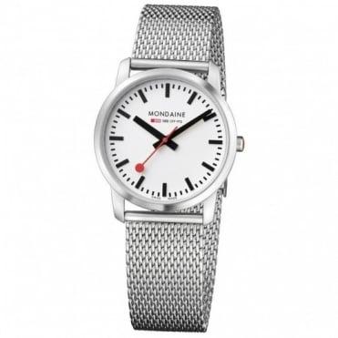 Mondaine Gents' Simply Elegant Watch A638.30350.16SBM