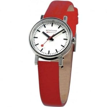 Mondaine Ladies' Evo Petite Watch A658.30301.11SBC