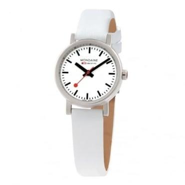 Mondaine Ladies' Evo Petite Watch A658.30301.11SBN