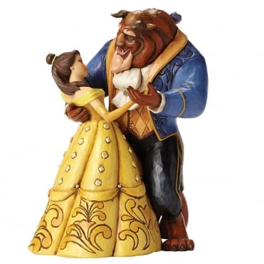 Moonlight Waltz - Beauty & The Beast Figurine 4049619