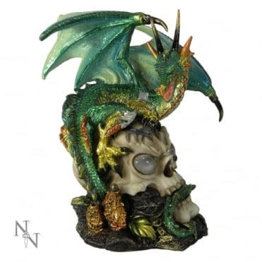 Nemesis Now Alator Giftware Goldfyre Dragon NEM5693