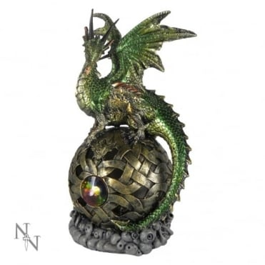 Nemesis Now Alator Giftware Raylors Orb Dragon U0361B4