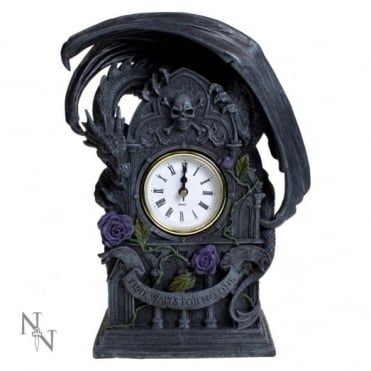 Nemesis Now Anne Stokes Dragon Beauty Clock B0060A3
