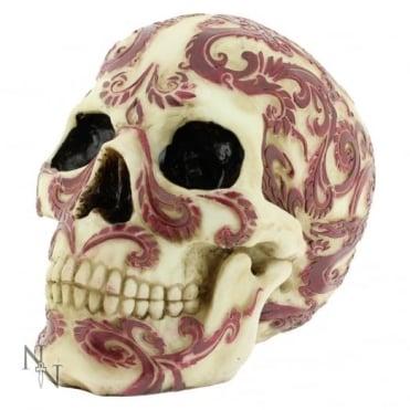 Nemesis Now Anne Stokes Oriental Skull B1798E5