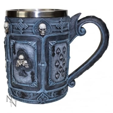 Nemesis Now Dead Man's Head Tankard B0721C4