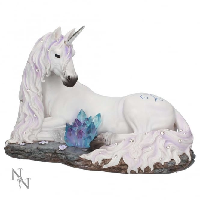Nemesis Now Jewelled Tranquillity Unicorn B2832H7