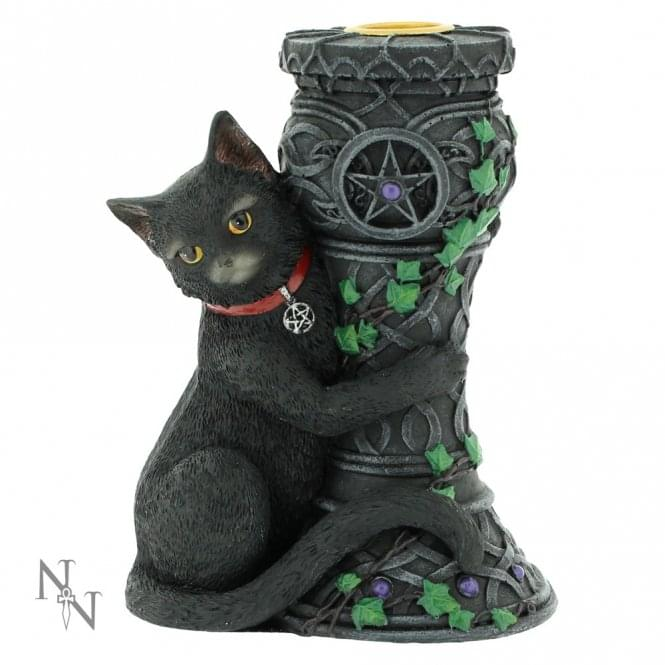Nemesis Now Midnight Cat Figurine B1810E5