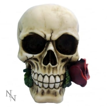 Rose From The Dead Skull NEM3721