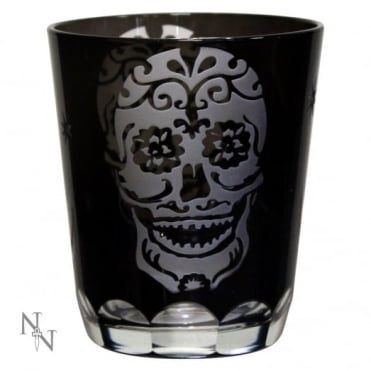 Nemesis Now Sugar Skull Glasses D1438D5