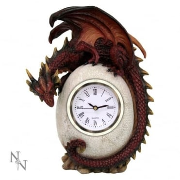 Nemesis Now Timeless Dragons Clock D1980F6