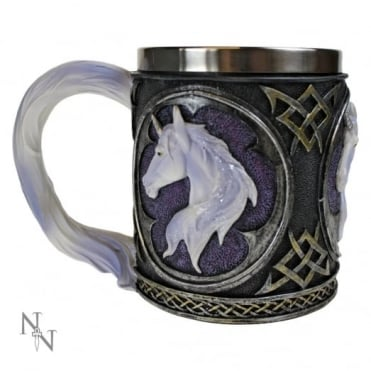 Nemesis Now Unicorn Tankard U0700B4