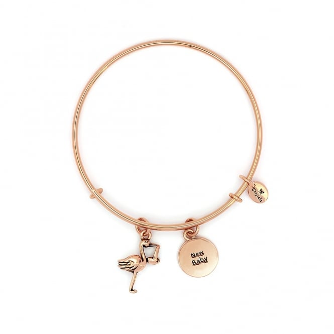 New Baby Gold Plated Bangle CRBT2303RG