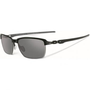 Oakley Black Tinfoil Carbon Sunglasses OO6018-01
