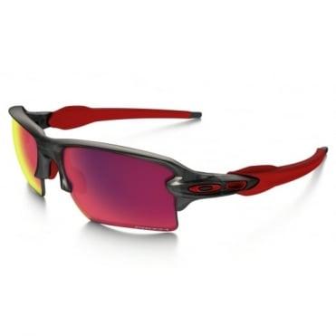 Oakley Grey Flak 2.0 XL Sunglasses OO9188-04