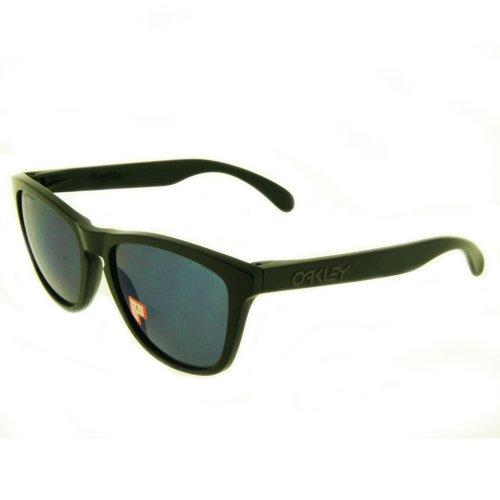 f62a670b23f Oakley Frogskins Matte Black Polarized