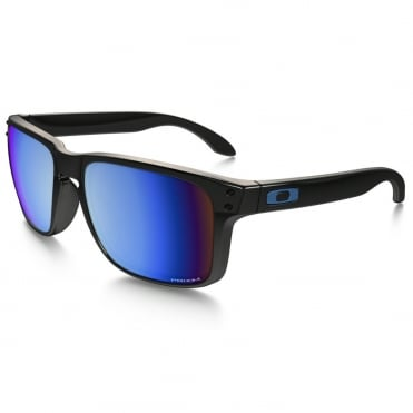 Polished Black Holbrook Prizm Sunglasses OO9102-C1