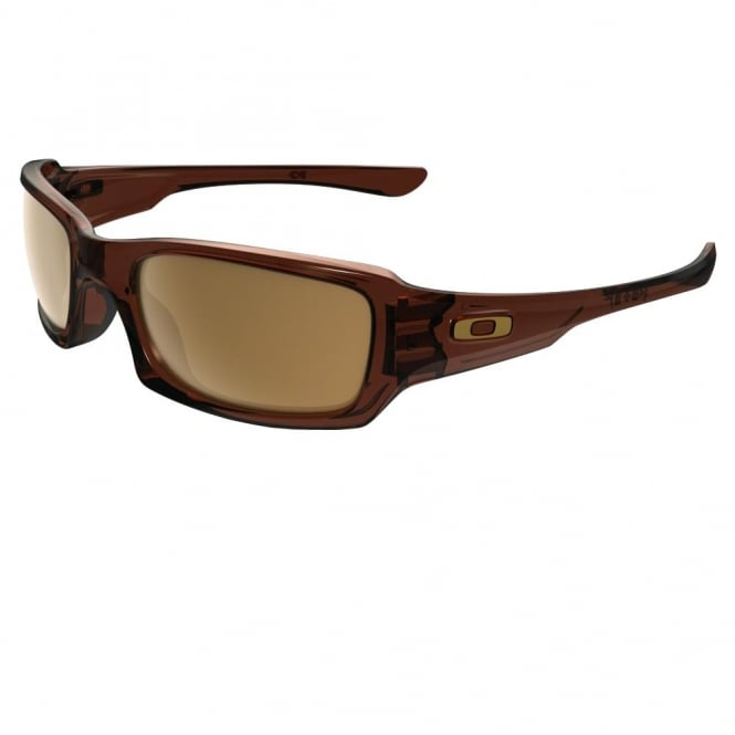 Polished Rootbeer Fives Squared Sunglasses OO9238-07