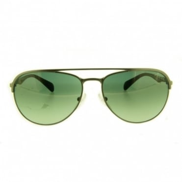 Prada Grey Gradient Sunglasses PR51QS LAI2D0