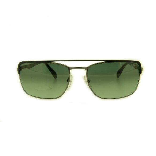 2f1b451174 Gunmetal Sunglasses PR50QS LAI2D0 - Sunglasses from Hillier Jewellers UK