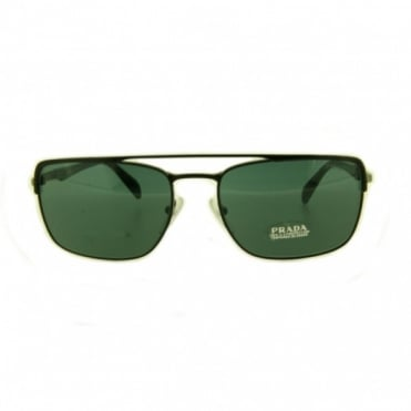 Matte Black Sunglasses PR50QS 1BO0A9