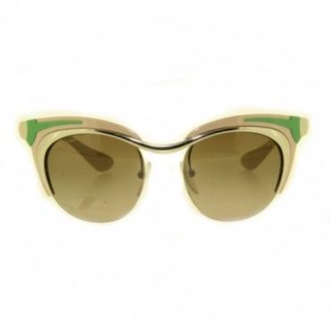 Prada Pink Sunglasses PR610 1BC1X1