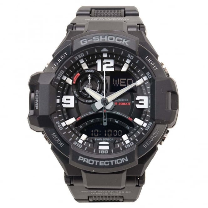 Premium Men's Sky Cockpit Watch GA-1000FC-1AER