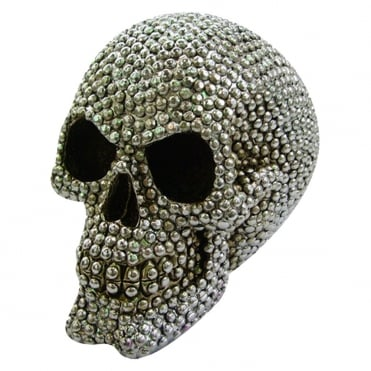 Priceless Grin Metallic Skull NEM3991