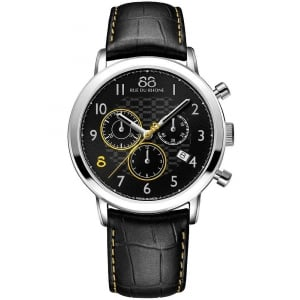 88 Rue Du Rhone Gents' S/Steel Chronograph Watch 87WA140028