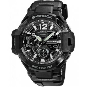 G-Shock Premium Men's Alarm Chronograph Watch GA-1100-1AER