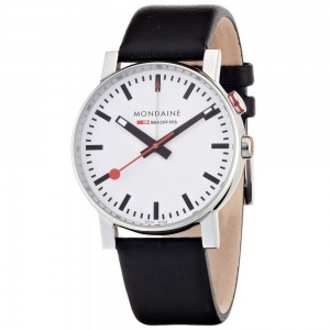 Mondaine Gents' Evo Alarm Watch A468.30352.11SBB