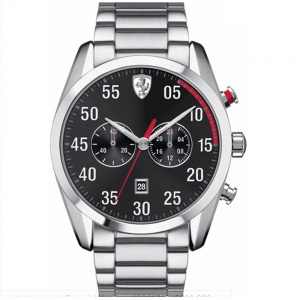 Scuderia Ferrari Men's Stainless Steel D50 Watch 0830176