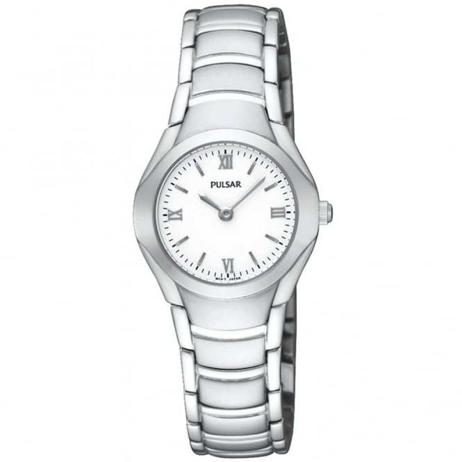 Pulsar Ladies' S/Steel Watch PEGE49X1