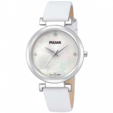 Pulsar Ladies' S/Steel Watch PH8089X1