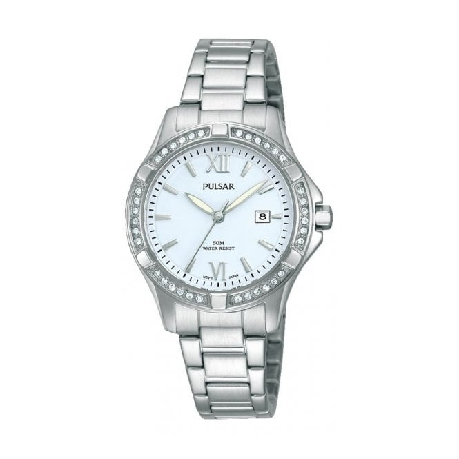Ladies' Stainless Steel Watch PH7409X1